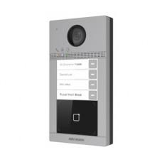DS-KV8413-WME1 2 Мп IP виклична панель на 4 абонента c ІК підсвічуванням і Wi-Fi